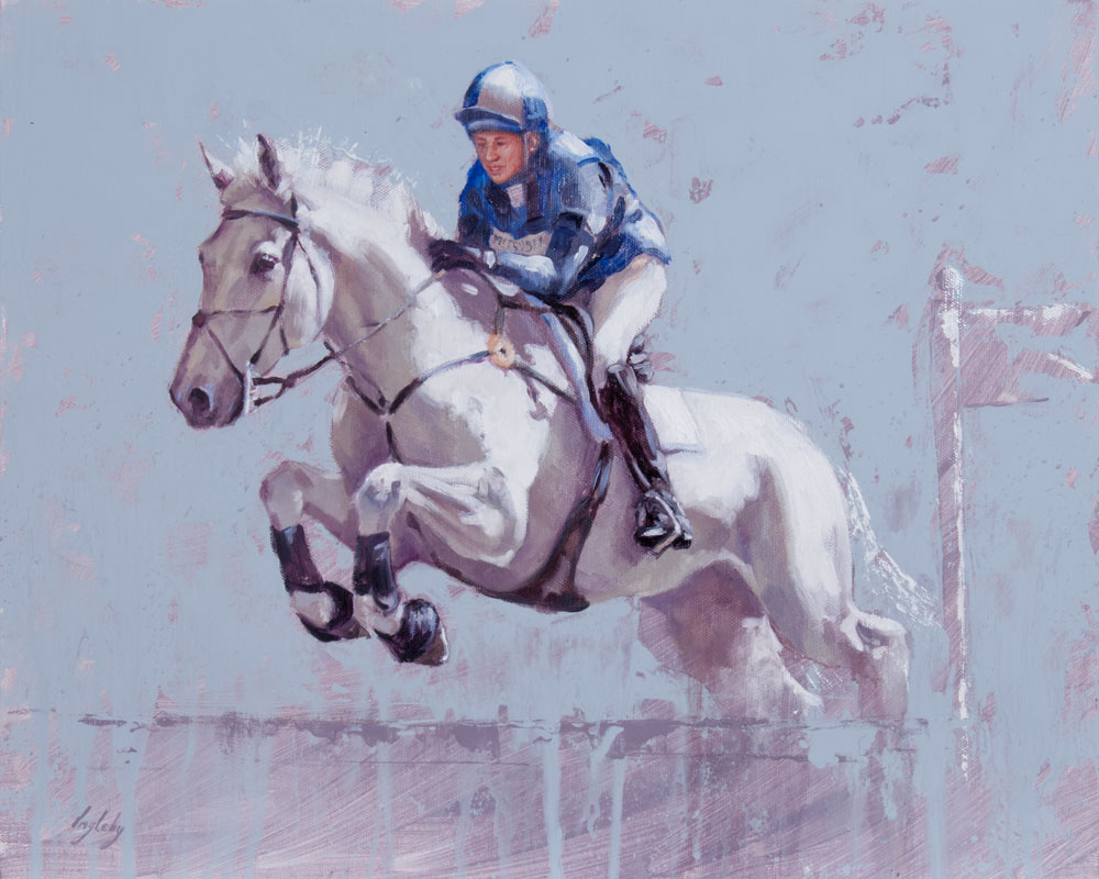 eventing, badminton horse trials, horse portrait